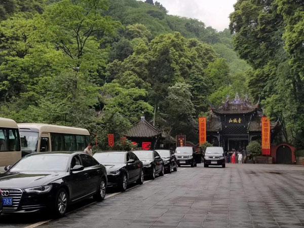 成都青城山旅游租车价格
