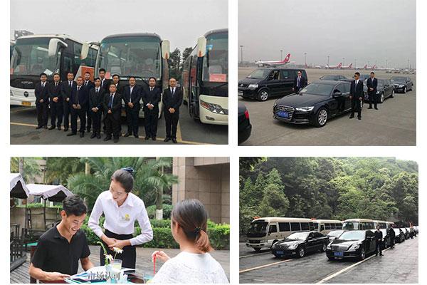 成都国信租车服务形象展示