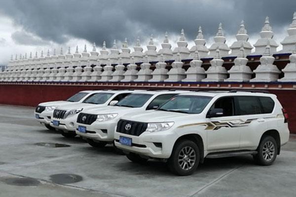 成都租车去西藏费用标准