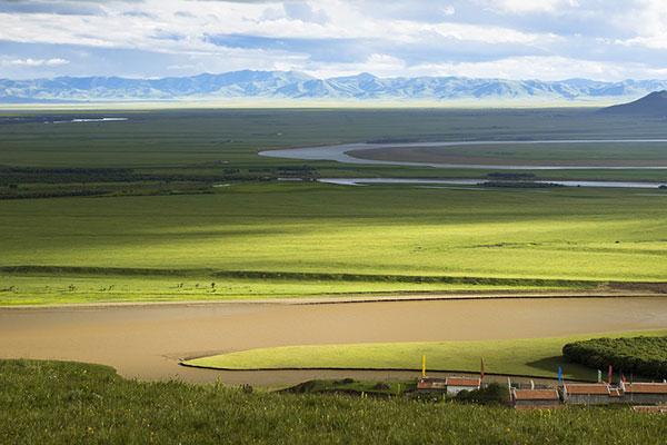 若尔盖草原