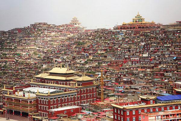 川藏线包车自驾游摄影景点