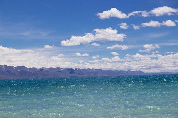 青海湖的传说,青海湖为什么叫青海湖